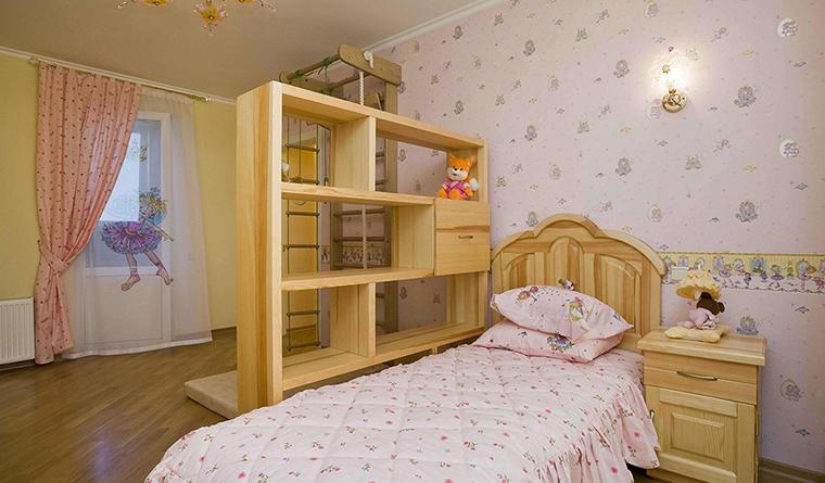 Фото № 30519 детская  Квартира