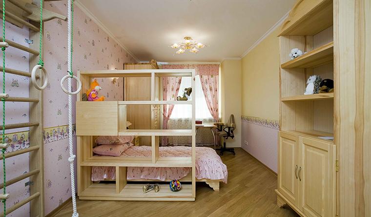 Фото № 30521 детская  Квартира