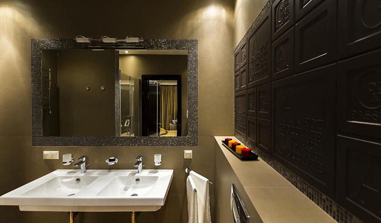 Квартира. ванная из проекта , фото №30547