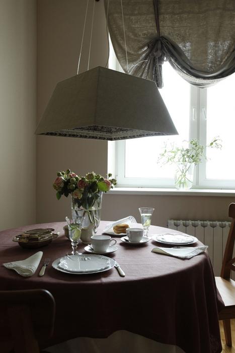 Квартира. кухня из проекта , фото №22650