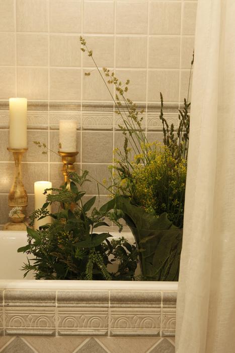 Квартира. ванная из проекта , фото №22672