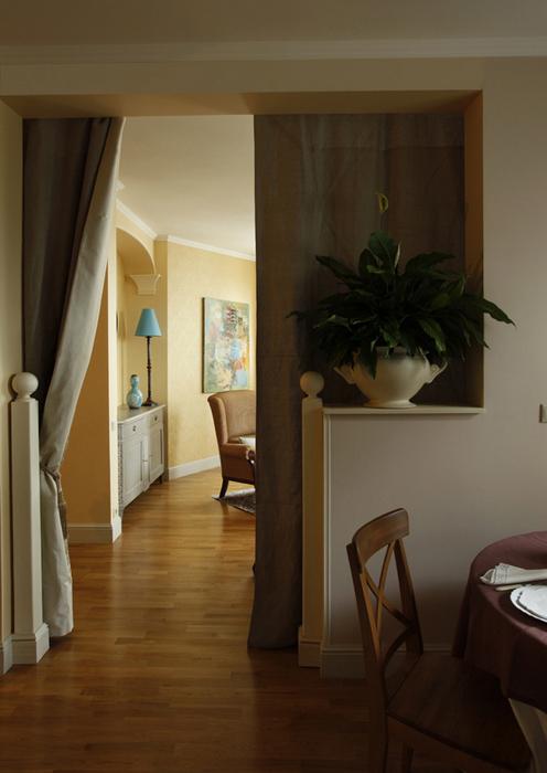 Квартира. кухня из проекта , фото №22647