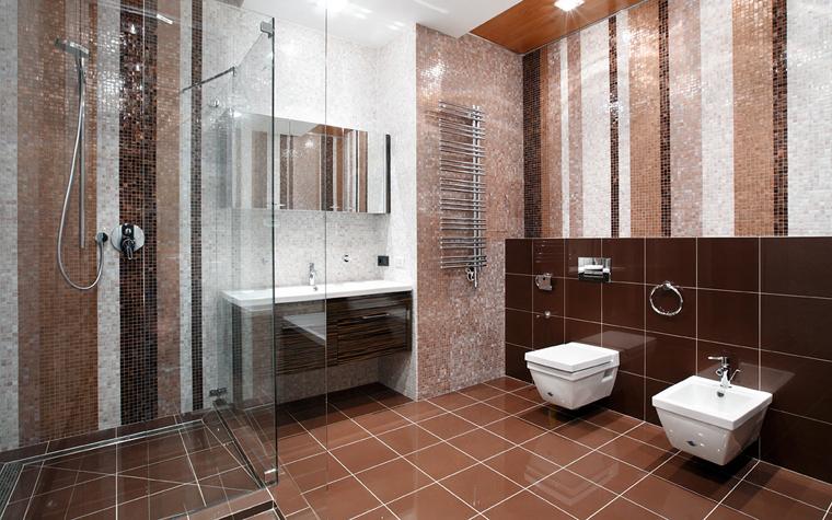 Квартира. ванная из проекта , фото №21663