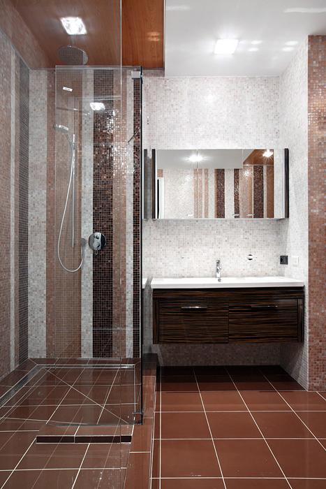 Квартира. ванная из проекта , фото №21664