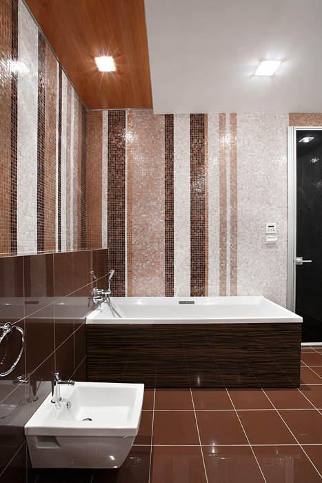 Квартира. ванная из проекта , фото №21666