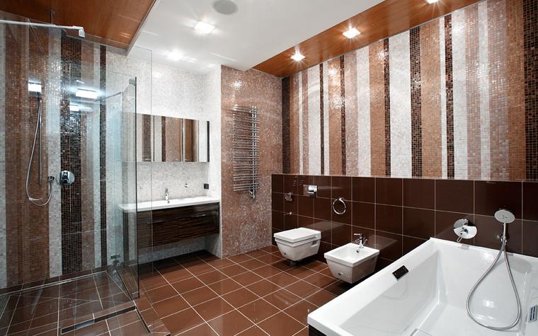 Квартира. ванная из проекта , фото №21667