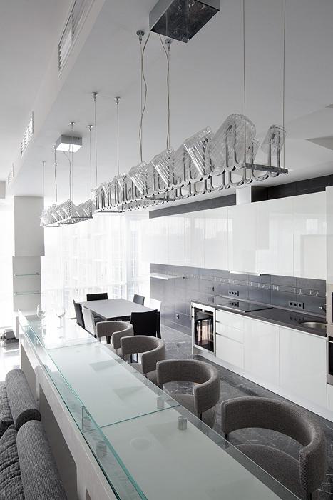 Квартира. кухня из проекта , фото №21661