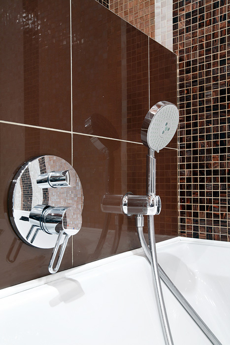 Квартира. ванная из проекта , фото №21668
