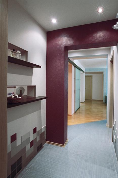 Квартира. холл из проекта , фото №26839