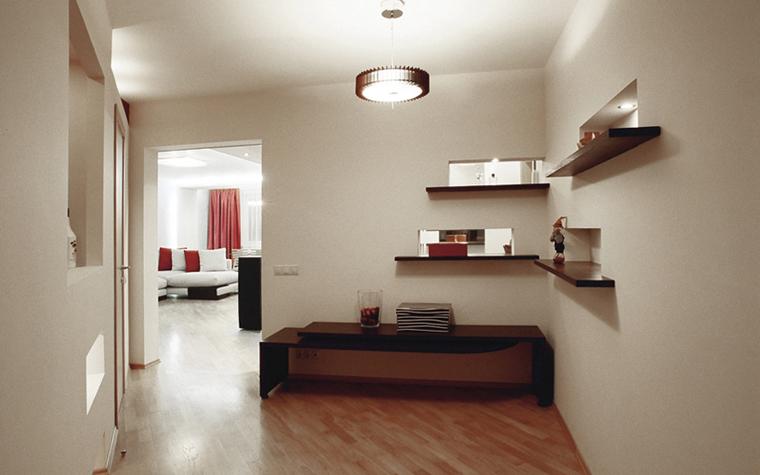 Квартира. холл из проекта , фото №26847