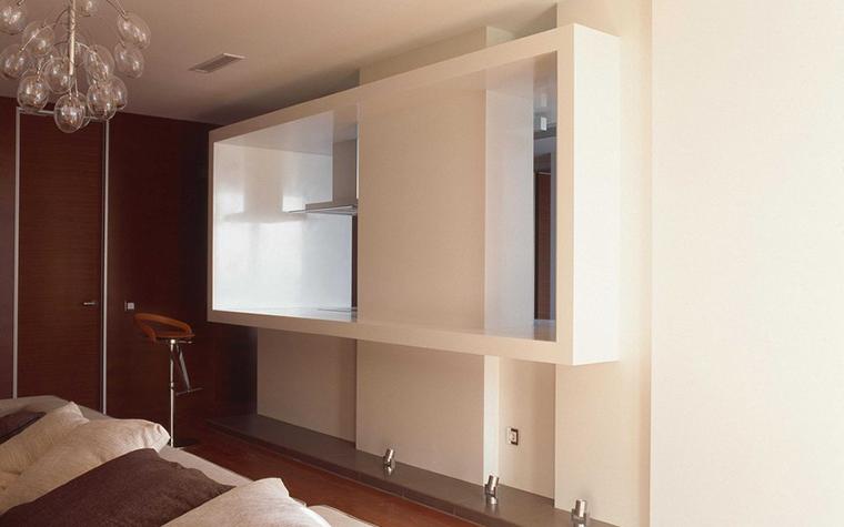 Фото № 28483 гостиная  Квартира