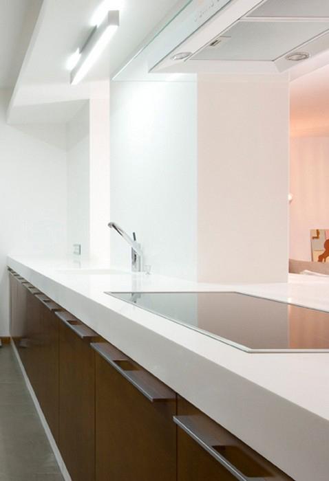 Фото № 28478 кухня  Квартира
