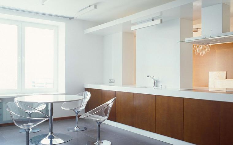 Фото № 28480 кухня  Квартира
