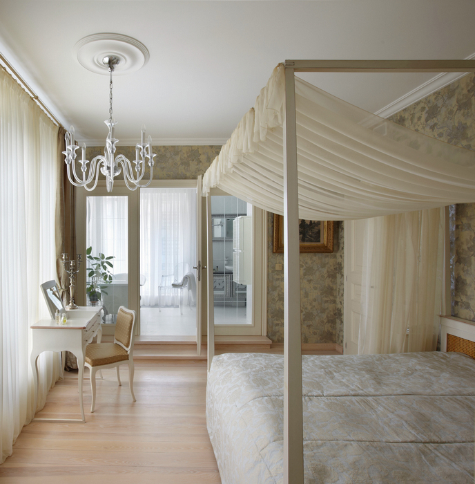 Фото № 24650 спальня  Квартира