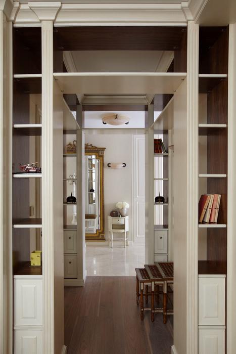 Квартира. холл из проекта , фото №24651
