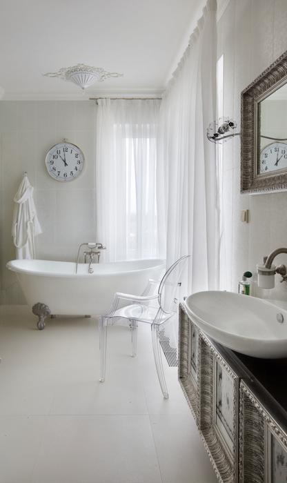 Квартира. ванная из проекта , фото №24648