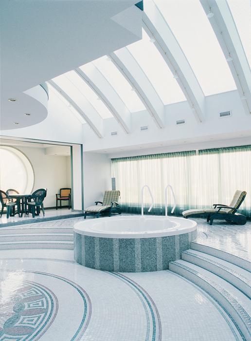 Квартира. бассейн из проекта , фото №27397