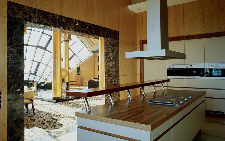 Квартира. кухня из проекта , фото №27396