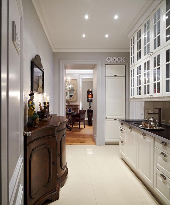 Фото № 37554 кухня  Квартира