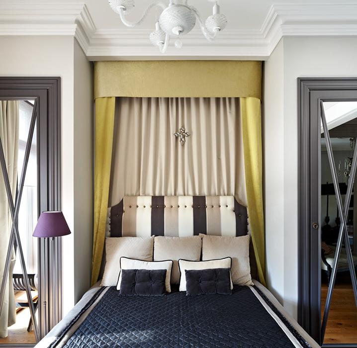 Фото № 37557 спальня  Квартира