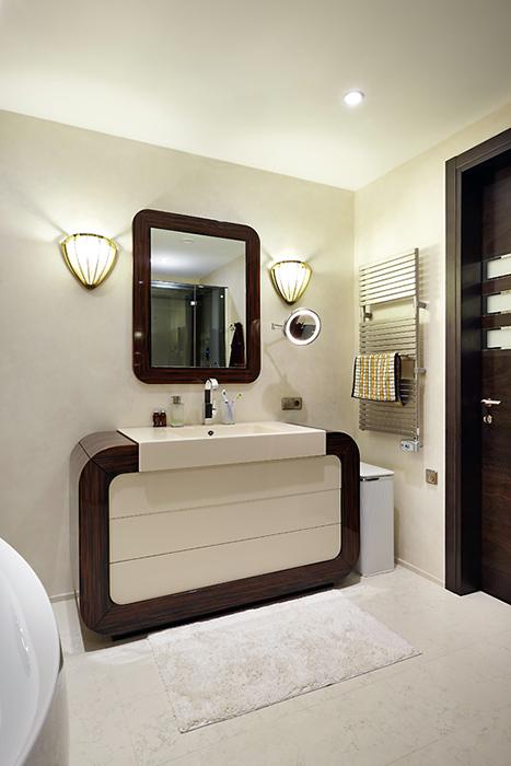 интерьер ванной - фото № 38571
