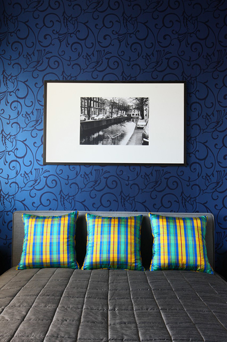 Квартира. спальня из проекта , фото №30563
