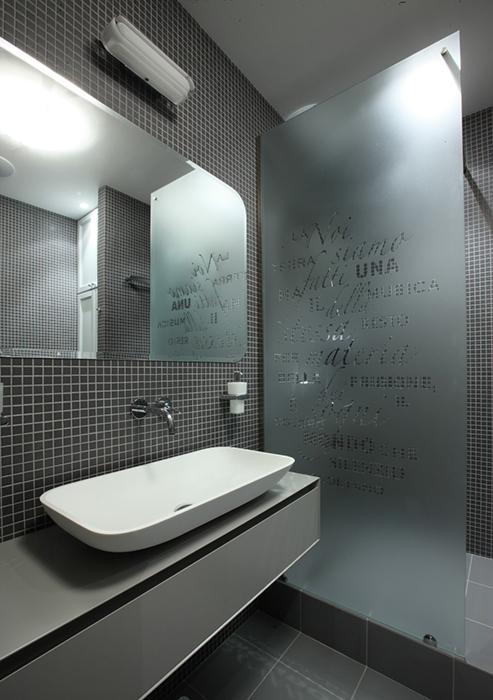 Квартира. ванная из проекта , фото №30566