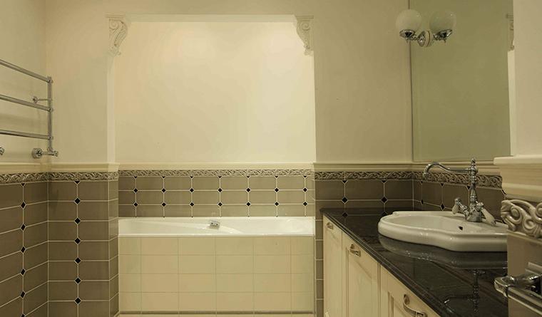 интерьер ванной - фото № 30725