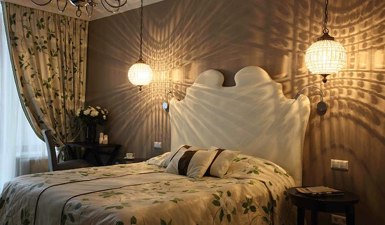 интерьер спальни - фото № 30729