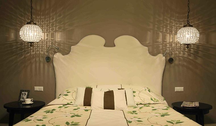 интерьер спальни - фото № 30730