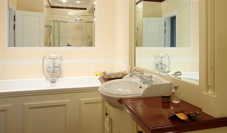 интерьер ванной - фото № 30825