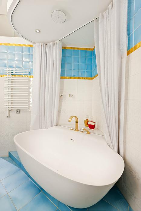 Квартира. ванная из проекта , фото №30841