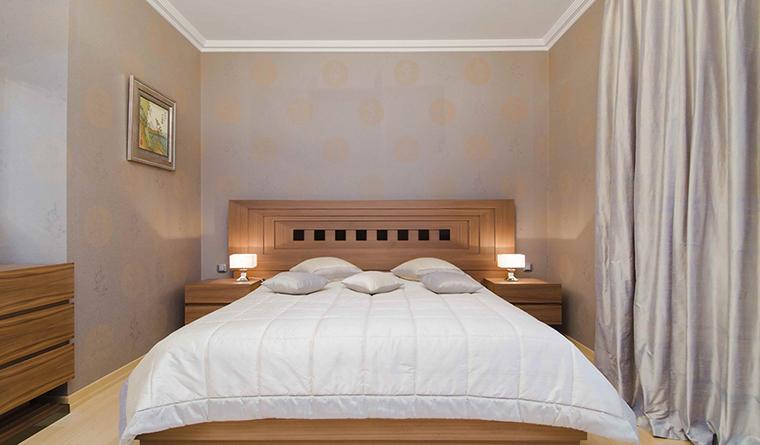 интерьер спальни - фото № 30912