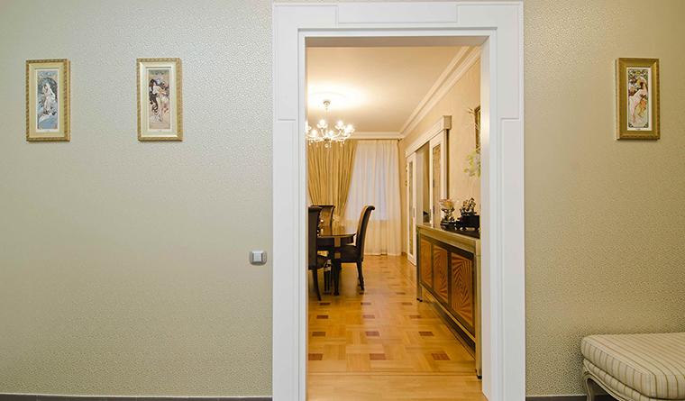 Квартира. холл из проекта , фото №30917