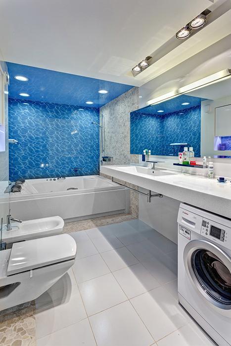 Фото № 32720 ванная  Квартира