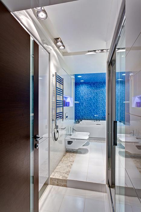 Фото № 32721 ванная  Квартира
