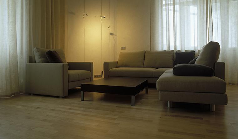 интерьер гостиной - фото № 30978
