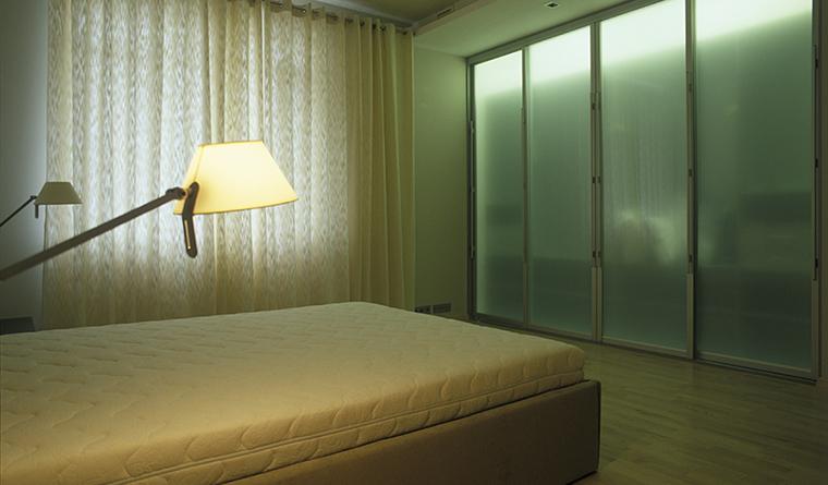 интерьер спальни - фото № 30995