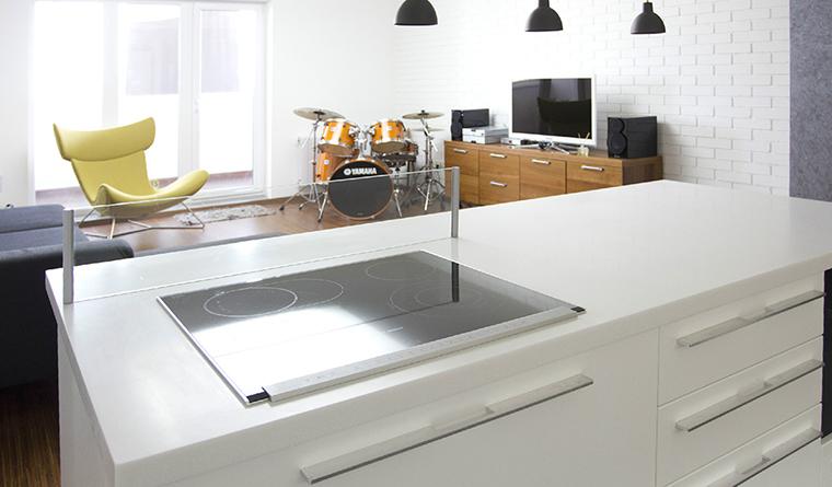 Фото № 31059 кухня  Квартира