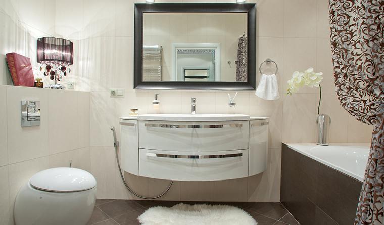 интерьер ванной - фото № 31097