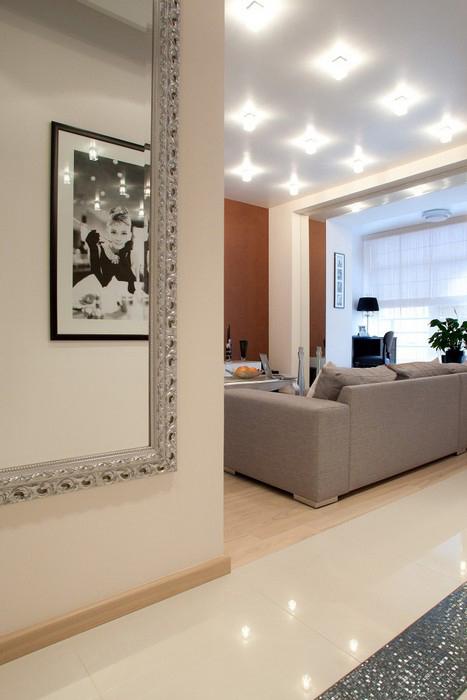 интерьер гостиной - фото № 31090