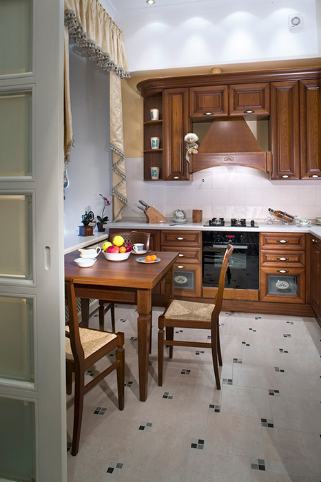 интерьер кухни - фото № 31317