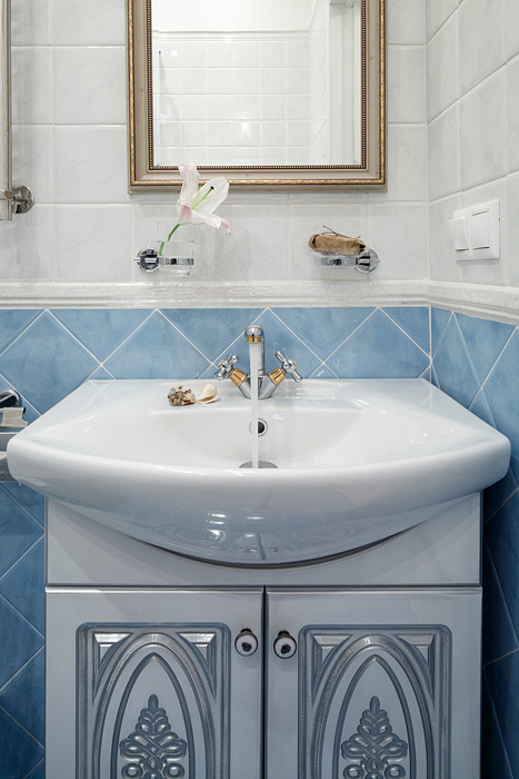 Фото № 31454 ванная  Квартира