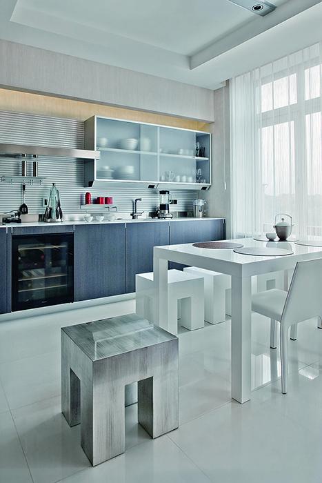 Фото № 31459 кухня  Квартира