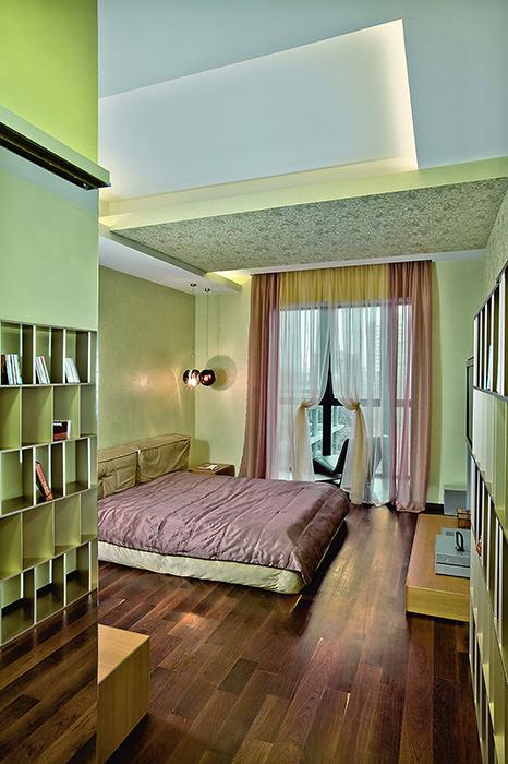 Фото № 31457 спальня  Квартира