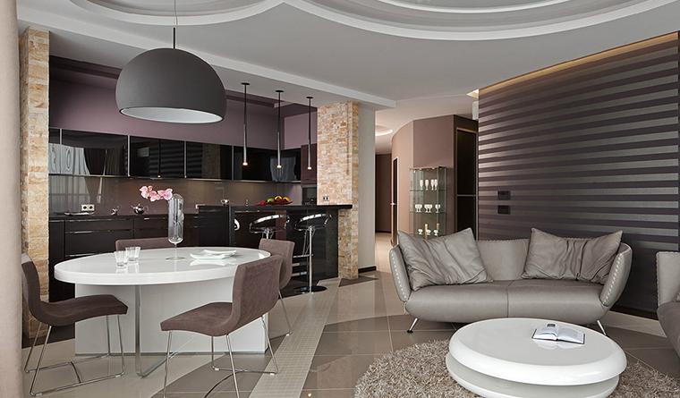 интерьер кухни - фото № 31530