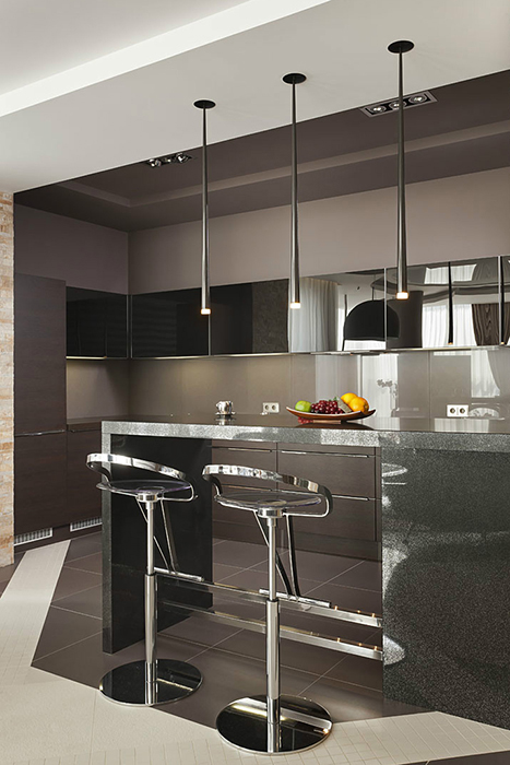 интерьер кухни - фото № 31531