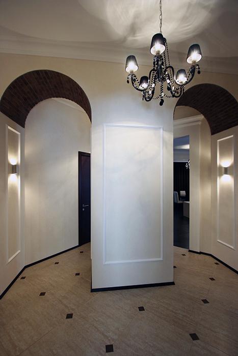 Квартира. холл из проекта , фото №31563