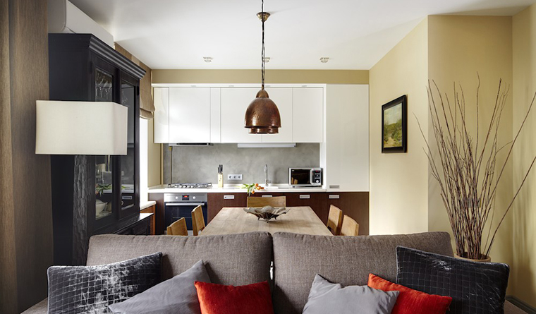интерьер кухни - фото № 31673