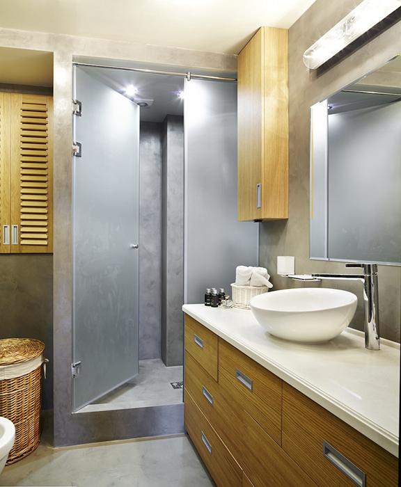 Квартира. ванная из проекта , фото №31688